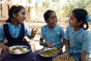 Providing Vans for Akshaya Patra Foundation