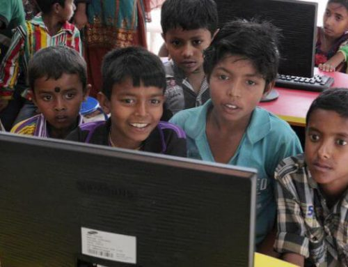 Computers in Schools: Encouraging e-learning