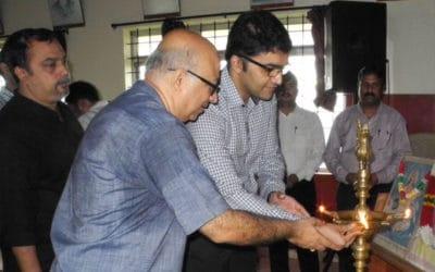 Interact & Vanamahotsava Programme at Sharada Vidyaniketan Public School