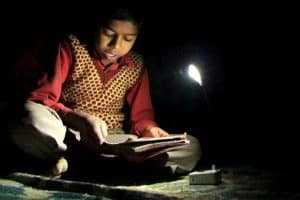Solar Electrification: in BPL homes