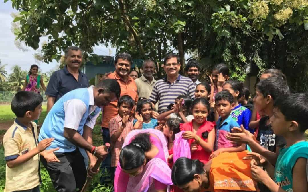 Celebration of Vanamahotsava at RCC Bengre