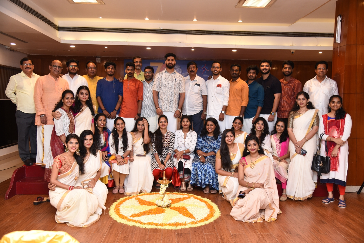 Onam with SDM Rotaractors