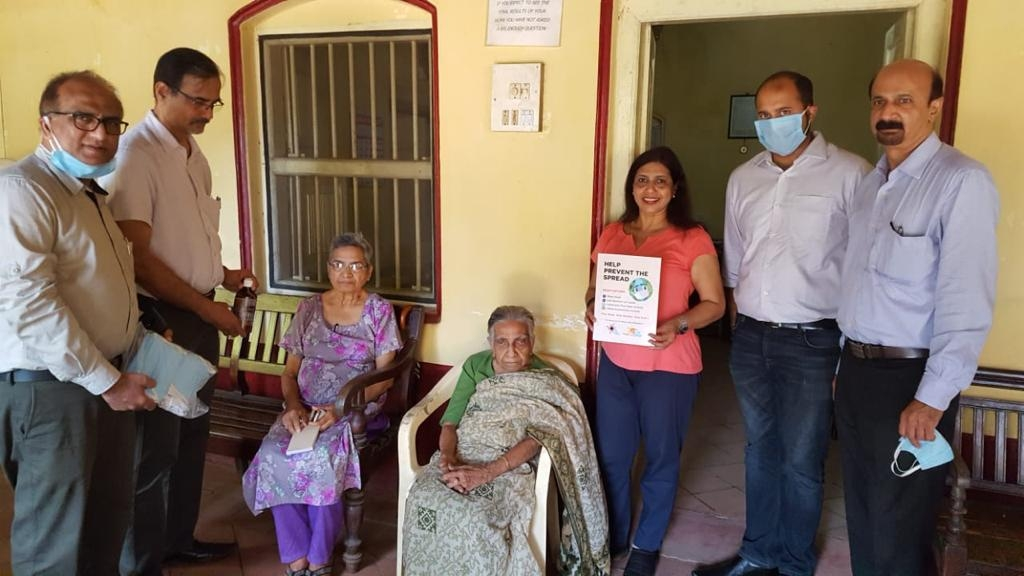 Covid19 Projects – Old Age Home
