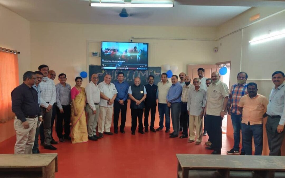 Navachethana Project – e-Class Room, a digital education platform