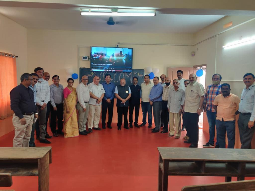 Navachethana Project - e-Class Room, a digital education platform
