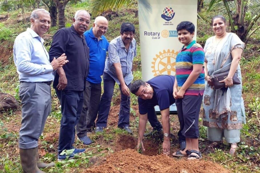 Vanamahotsava at Good Earth Farms